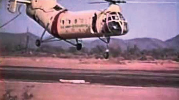 Spectacular Footage Of H-21 Shawnee Crash Tests-Slow Motion Destruction | World War Wings Videos
