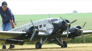 This Massive Rc Ju-52 Is A Work Of Art-Check Out That Flight Performance