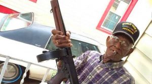 America's Oldest Man, And Oldest WWII Vet, Just Hospitalized