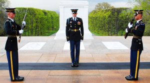 The Intense Routine Of The Guards Of The Tomb Of The Unknowns-What They Do Is Beyond Precision