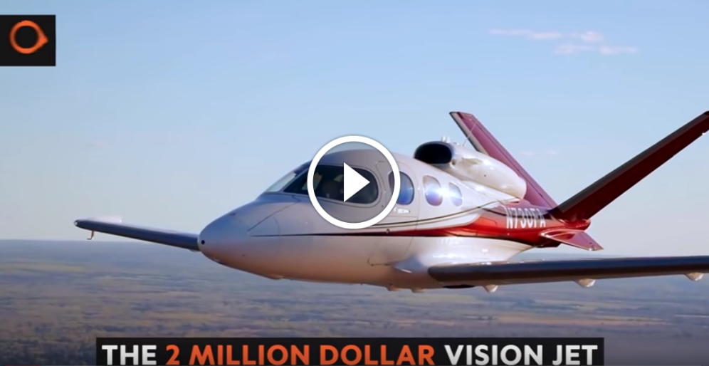 The World39s Cheapest Private Jet  Everybody Pull Out Your Credit Cards