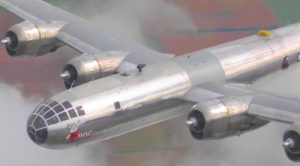 Legendary B-29 Soars Over The American Countryside – Only Two Left Can Still Fly
