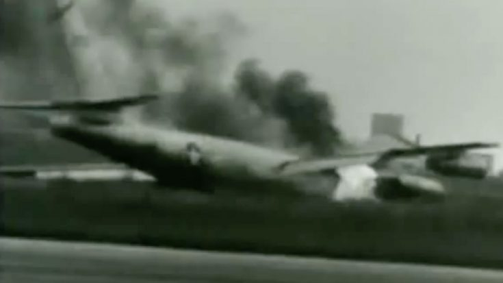 Tragic Crash Of The B-47 Stratojet – The Higher You Rise, The Farther You Fall | World War Wings Videos