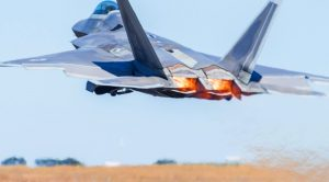 The F-22 Just Hit An Extradinary Milestone – Shows Signs Of Becoming Unstoppable