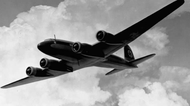 How A Luxury Airliner Became The Deadliest Bomber Over The Atlantic | World War Wings Videos