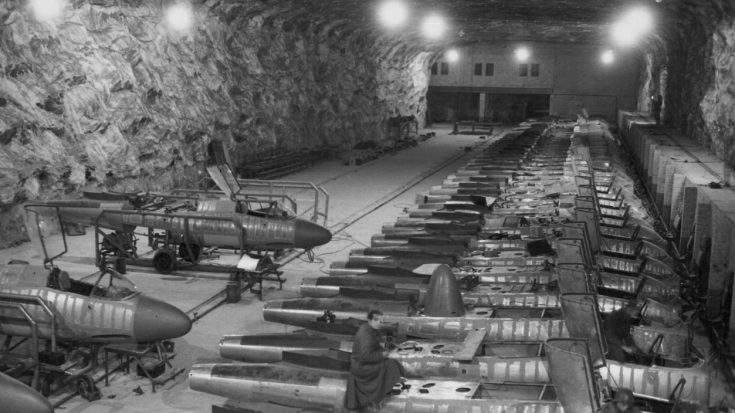 Luftwaffe's Secret Weapon Concealed In An Underground Cavern – Discovery Of A Lifetime | World War Wings Videos