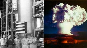 The First Hydrogen Bomb – 82 Tons, 2 Stories Tall, This Monster Created A 30 Mile Blast