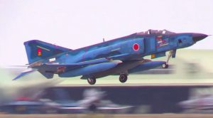 Speeding F-4 Phantoms Launch Into Action – No Retirement Here, They're Ready To Battle