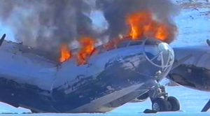 The Kee Bird Disaster – A Priceless B-29 Frozen Ice For 50 Years Explodes During Takeoff