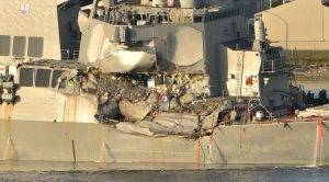 USS Fitzgerald Crash – Could It Have Been An Act Of Terrorism?