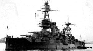 Massive Destroyer Hammers German Forces At Normandy – Blast Em' Good!