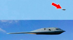 The Magic Behind B-2's Radar Signature Being That Of  A Bird