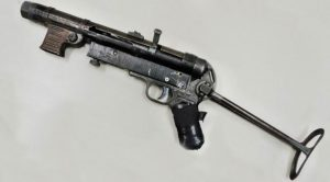 Man Was Recently Busted For Carrying A Nazi Submachine Gun