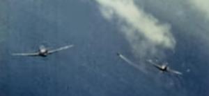 World War II Navy Air Combat Cameras