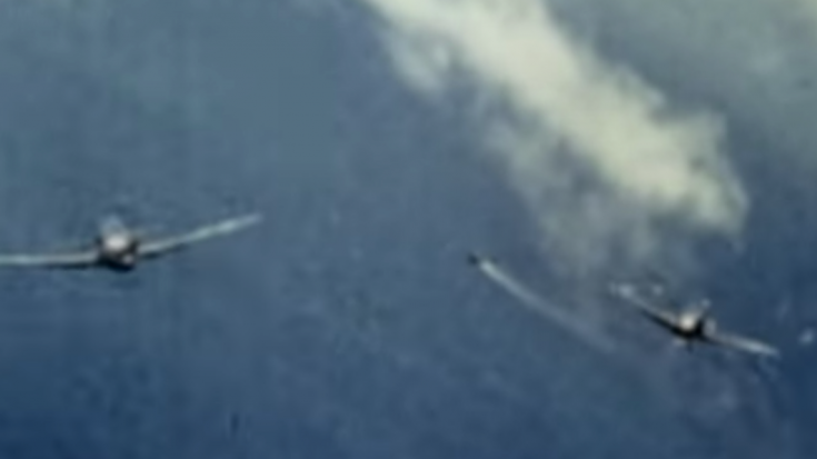 World War II Navy Air Combat Cameras | World War Wings Videos