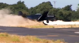 This Is How NOT To Land A $2 Million Dollar P-51 Mustang