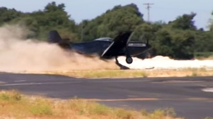 This Is How NOT To Land A $2 Million Dollar P-51 Mustang | World War Wings Videos