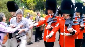Tourists Disrespecting The Queen's Guard Will Make You Sick To Your Stomach
