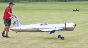 These Guys Built The Rare Hughes H-1 Racers And They're Massive