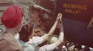 Found Footage Of The Real Memphis Belle From World War II-Tugs At Your Heart
