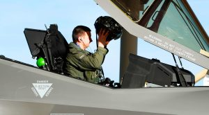 Declassified: The First Public Look Inside The F-35's Helmet – What Can It Really Do?