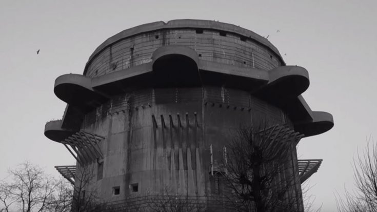 Blasted, Bombed And Set On Fire – 75 Years Later The Flak Towers Still Stand | World War Wings Videos