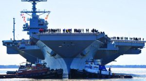 Does The US Navy Really Need A Supercarrier? Nimitz-class Vs. Ford-class