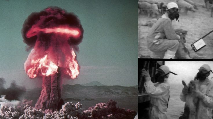 America's Most Controversial Nuclear Bomb Experiment – Did They Go Too Far? | World War Wings Videos