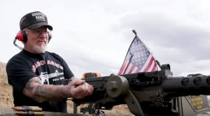"""Most Armed Man In America"" Shows Off His Goods Including Awesome WWII Weaponry"
