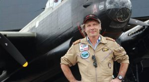Iron Maiden's Bruce Dickinson Got To Fly In His Favorite WWII Bomber Before Show