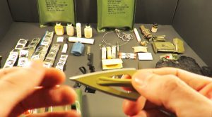 Here Are The Clever Contents Of A Vietnam Era Pilot Survival Escape Evasion Kit