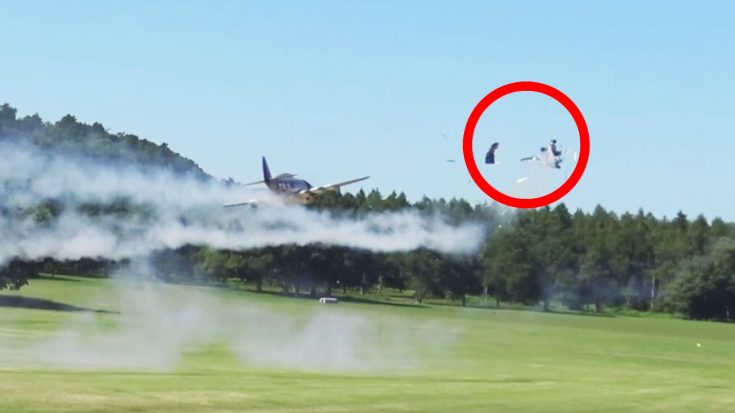 Two Huge Rc Fighters Crash Spectacularly During Airshow | World War Wings Videos