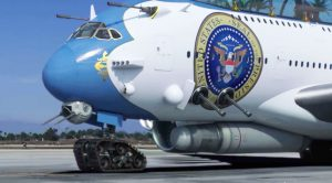 We Simply Don't Know What To Think About This Air Force One Video