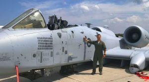 A-10 Pilot Makes Miraculous Belly Landing After Canopy Rips Off – Comes Out Unscratched