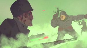 Extraordinary Animated Film Brilliantly Captures The Intensity Of War Decades Ago