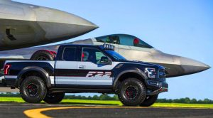 Vicious Fighter Inspires An Epic Truck Overhaul – 545 Horsepower Supercharged Engine!