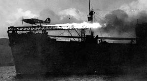 The Merchant Ship's Rocket Powered Hawker Hurricane And Its Major Flaw