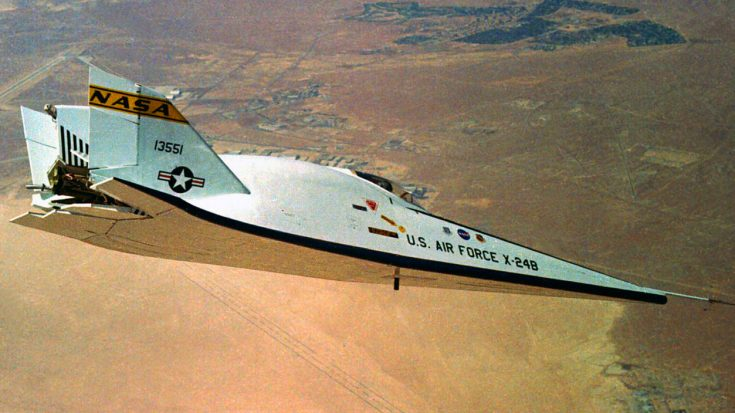X-24B – The Bizarre Design That Redefined Space Travel | World War Wings Videos