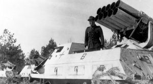 The German Military's Vicious Rocket Launcher And Its Fatal Weakness