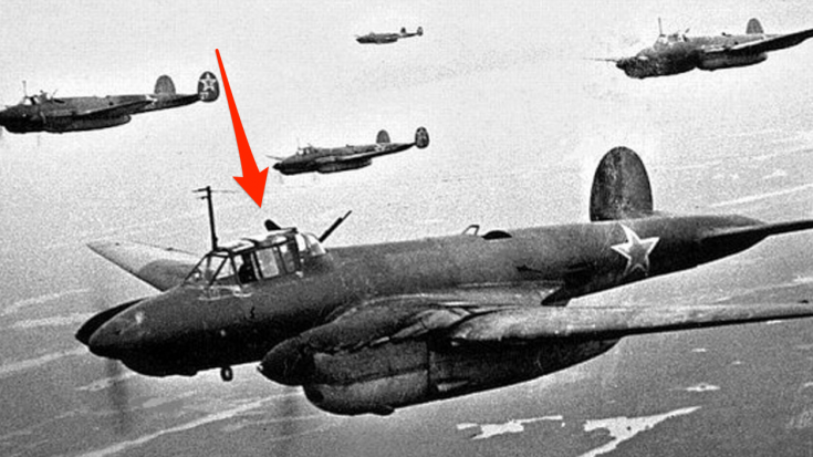 Why Does The Pe-2 Have Those Rabbit Ears? | World War Wings Videos
