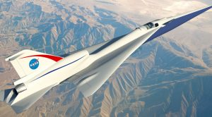 NASA's Advanced New Jet Successfully Eliminates The Sonic Boom
