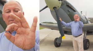 Given A Single Spitfire Rivet On A Dare – 14 Years Later He Leaves Them Speechless