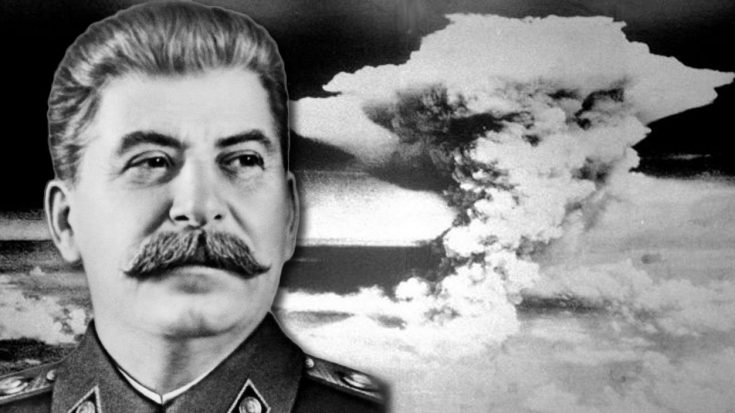 The Atomic Bombs Didn't Force Japan's Surrender – Evidence Shows It Was Actually Stalin | World War Wings Videos