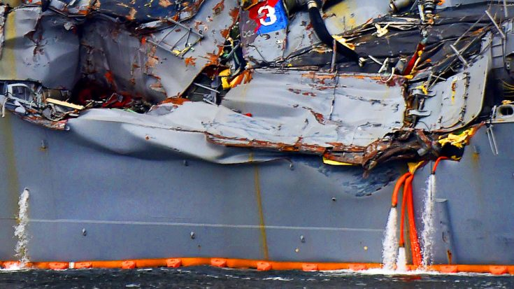 US Navy Reveals Fate Of USS Fitzgerald's Leadership – Who Is To Blame? | World War Wings Videos