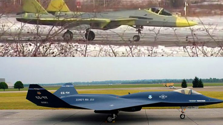 Is Russia's Latest Fighter Stolen From An American Design? – What Does The Evidence Say? | World War Wings Videos