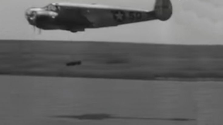 The Initial Tests Of Skip Bombing Tactics Look Dangerous As Hell-Check Out How Close They Were | World War Wings Videos