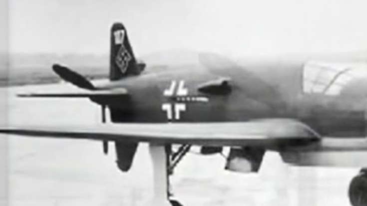 Rare Footage Of Luftwaffe's Pusher Style Fighter That 'Outclassed' The Mustang And Spit | World War Wings Videos