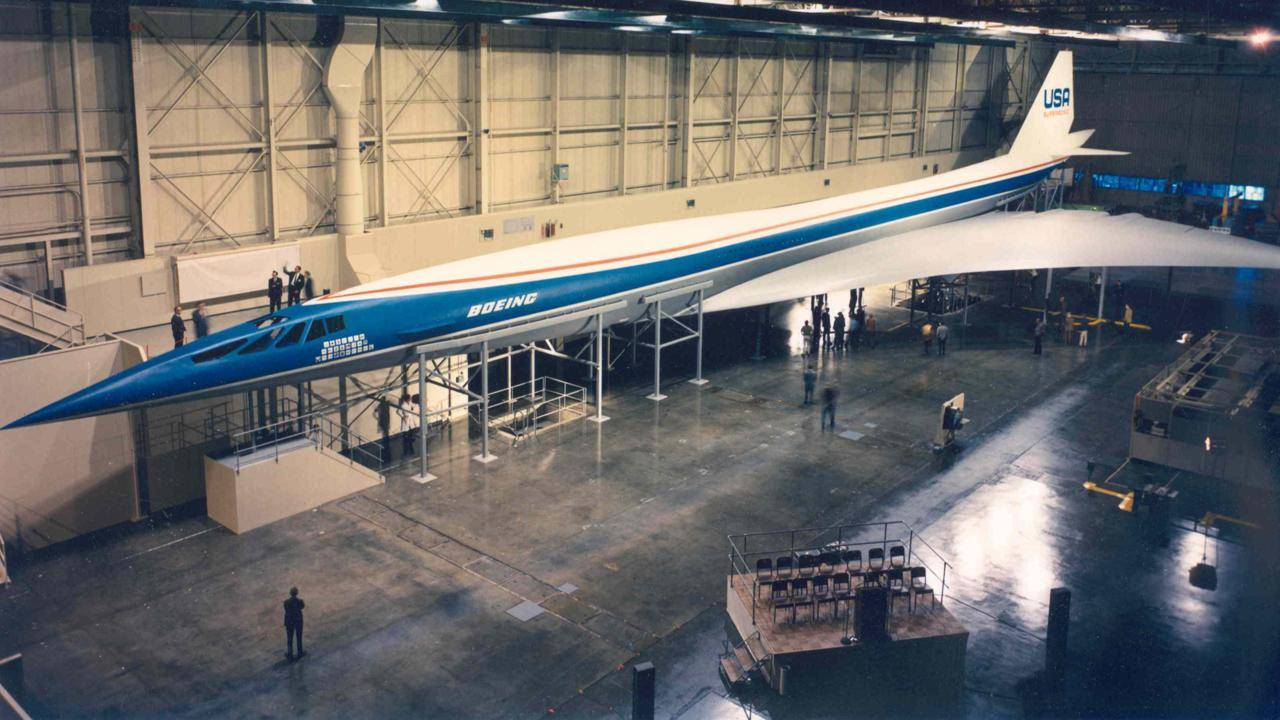 Declassified The Supersonic Jet That Never Flew What