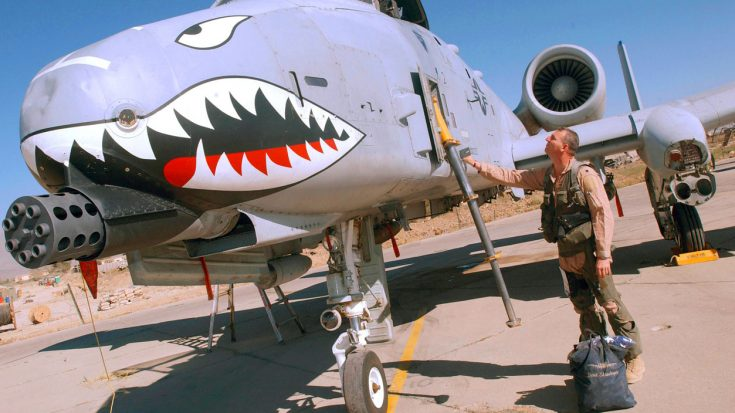 Over 100 A-10 Warthogs At Risk Of Being Grounded Over Serious Flaw | World War Wings Videos