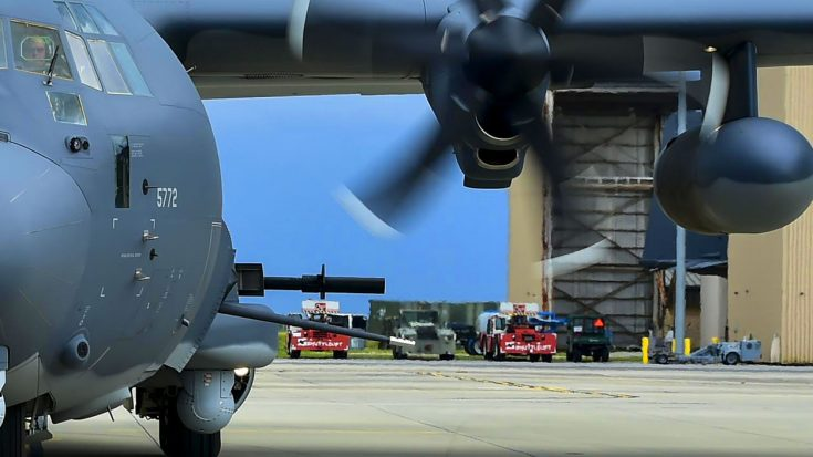 US Air Force Prepares To Launch Newest Gunship – Shows Signs Of Becoming Unstoppable